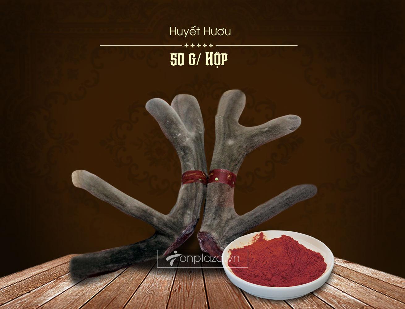 huyết hươu 50g