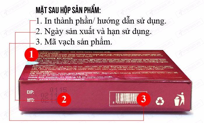 Cao nhung hươu cao ban long NH001 4